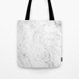 Light grey marble Tote Bag