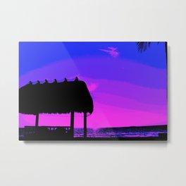 Florida Keys Sunset PA2 Metal Print