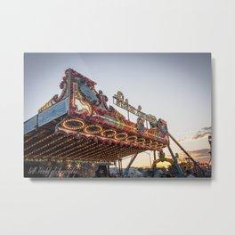 The Carnival Metal Print