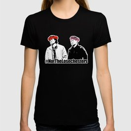 Not The Losechesters T-shirt