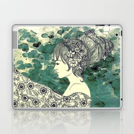hive of hair Laptop & iPad Skin