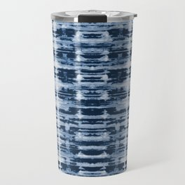 X-Ray Shibori Stripes Travel Mug