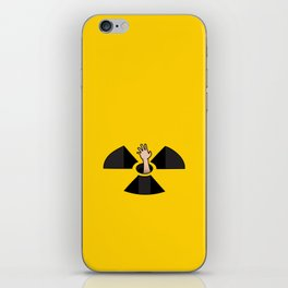 Nuke iPhone Skin