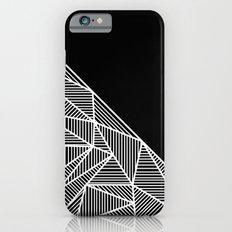 B Rays Geo BW iPhone 6s Slim Case