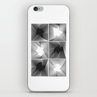 psych iPhone & iPod Skins featuring psych by glitch