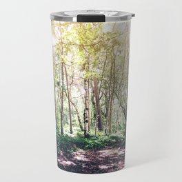 Dappled Forest Travel Mug