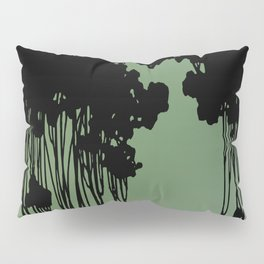 Forest Silhouette by Seasons K Designs Pillow Sham