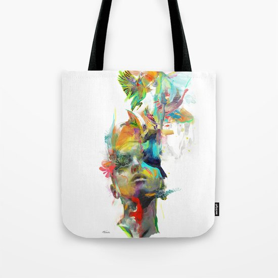 Dream Theory Tote Bag