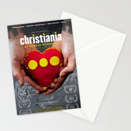 Christiania - 40 Years of Occupation Stationery Cards