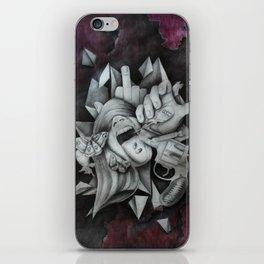 Chaotic Disorders III iPhone Skin