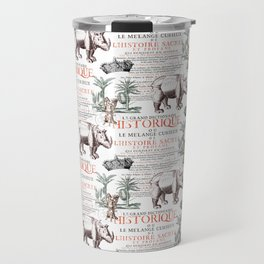 Royal Rhinoceros Travel Mug