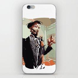 FRENCHMAN iPhone Skin