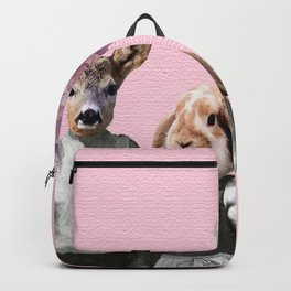animal love Backpack