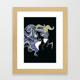 Magic Faun Framed Art Print