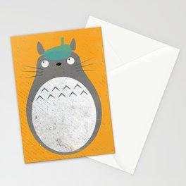 Homenaje a Totoro Stationery Cards