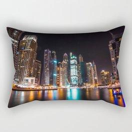 Dubai 61 Rectangular Pillow