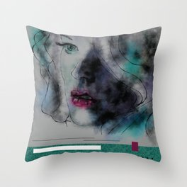 Gena Throw Pillow