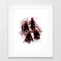 assassins creed Framed Art Prints featuring Assassins by LitYousei