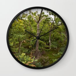OAK FOREST of Denmark Wall Clock