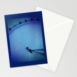 London Eye Blues Stationery Cards