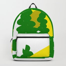 Sun light through the trees  #society6 #decor #buyart #artprint Backpack
