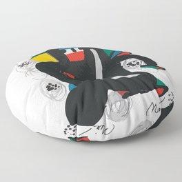 Joan Miro, La Melodie Acide, 1980 Artwork Reproduction, Women, Men, Youth, Prints, Posters, Bags, Ts Floor Pillow