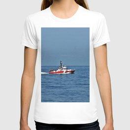 Coast Guard Cutter T-shirt