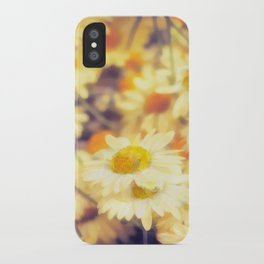 Gathering of Yellow Daisies iPhone Case