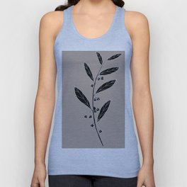 Dysentery Bush (also known as Emu Berry or Paper Berry) - Grewia retusifolia Unisex Tank Top