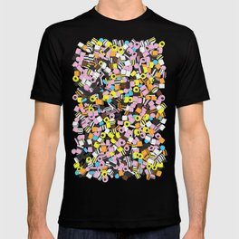 Lots of Liquorice Allsorts T-shirt