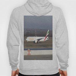 Emirates Boeing 777-300ER Hoody