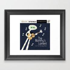 Lost Jazz Classics 01 Framed Art Print
