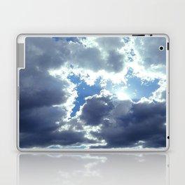 Clouds & Sun Laptop & iPad Skin