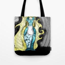 Dark Allie. Tote Bag