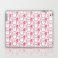 NGWINI - penguin love pattern 2 Laptop & iPad Skin