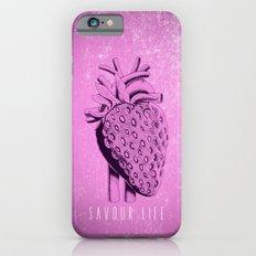savour life ! iPhone 6s Slim Case