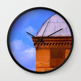 Asansor building of Izmir - Turkey Wall Clock