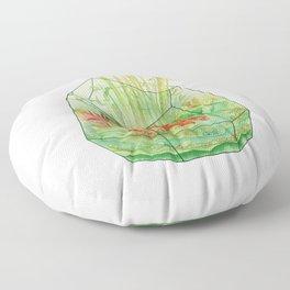 Tigerrarium Floor Pillow
