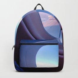 Skyward Window - Plane View Backpack