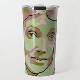 Virginia Woolf Travel Mug