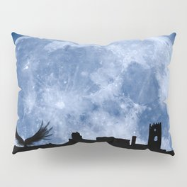 Tribute to the first flying man (Diego Marín Aguilera) in history Pillow Sham
