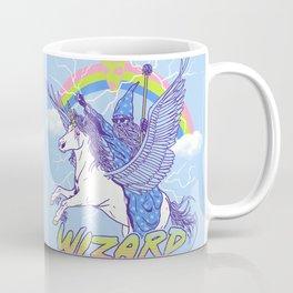 Pizza Wizard Coffee Mug