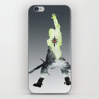 dragon age inquisition iPhone & iPod Skins featuring Dragon age inquisition by Ioana Muresan