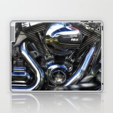 Power and Pipes Laptop & iPad Skin