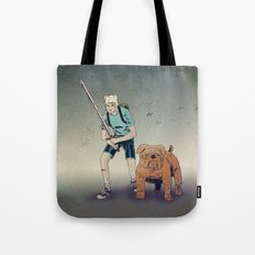 Time for Adventuring Tote Bag