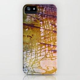 Rainbow Reflection iPhone Case