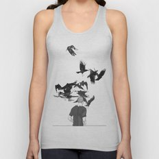 Dream Thief Unisex Tank Top