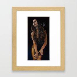 Il segreto di Biancaneve Framed Art Print