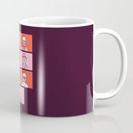 Bill x Wes Coffee Mug