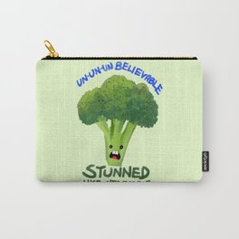 Stunned Like Vegetable Carry-All Pouch